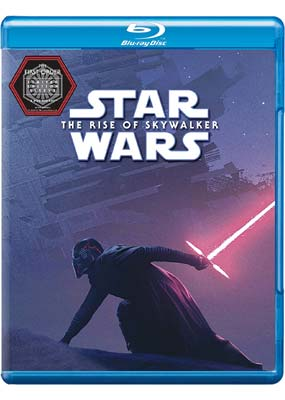 Star Wars: The Rise of Skywalker (Limited Edition - The First Order) (Blu-ray) (BD) - Klik her for at se billedet i stor størrelse.