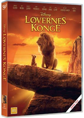 Løvernes konge danske stemmer 2019