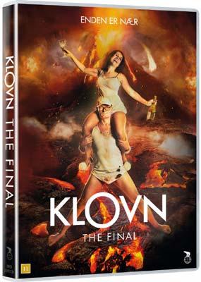 Klovn the Final  (DVD) - Klik her for at se billedet i stor størrelse.