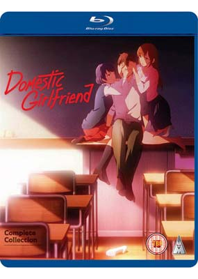 Domestic Girlfriend: Complete Collection (Blu-ray) (BD) - Klik her for at se billedet i stor størrelse.