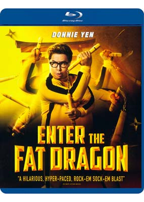 Enter the Fat Dragon (Donnie Yen) (Blu-ray) (BD) - Klik her for at se billedet i stor størrelse.