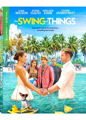 Swing of Things, The (Blu-ray) (BD) - Klik her for at se billedet i stor størrelse.
