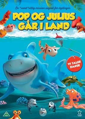 Pop & Julius går i land  (DVD) - Klik her for at se billedet i stor størrelse.