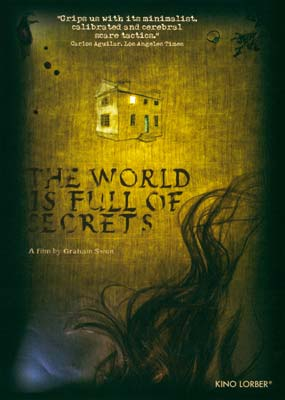 World is Full of Secrets, The  (DVD) - Klik her for at se billedet i stor størrelse.