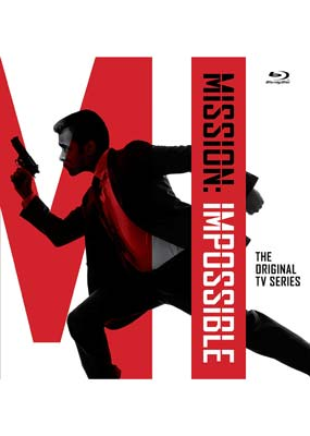 Mission Impossible: The Original TV Series (46-disc) (Blu-ray) (BD) - Klik her for at se billedet i stor størrelse.