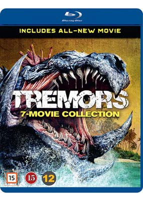 Tremors: 7-Movie Collection (Blu-ray) (BD) - Klik her for at se billedet i stor størrelse.