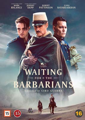 Waiting for the Barbarians  (DVD) - Klik her for at se billedet i stor størrelse.