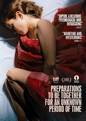 Preparations to Be Together for an Unknown Period of Time  (DVD) - Klik her for at se billedet i stor størrelse.