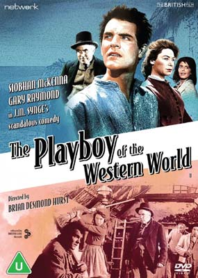 Playboy of the Western World, The  (DVD) - Klik her for at se billedet i stor størrelse.