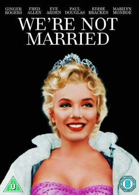 We're Not Married (Studio Classics) (DVD) - Klik her for at se billedet i stor st�rrelse.