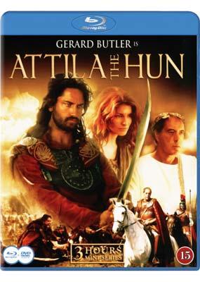 Attila the Hun (Blu-ray & DVD) (BD) - Klik her for at se billedet i stor størrelse.
