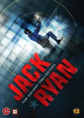 Jack Ryan: The Covert Collection (5 film) (DVD) - Klik her for at se billedet i stor størrelse.