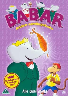 Babar   2: Anden samlingsboks (3-disc) (DVD) - Klik her for at se billedet i stor størrelse.