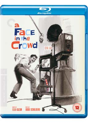 Face in the Crowd, A (Criterion) (Blu-ray) (BD) - Klik her for at se billedet i stor størrelse.