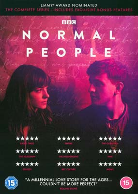 Normal People: The Complete Series (2-disc) (DVD) - Klik her for at se billedet i stor størrelse.