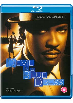 Devil in a Blue Dress: Limited Edition  (Blu-ray) (BD) - Klik her for at se billedet i stor størrelse.