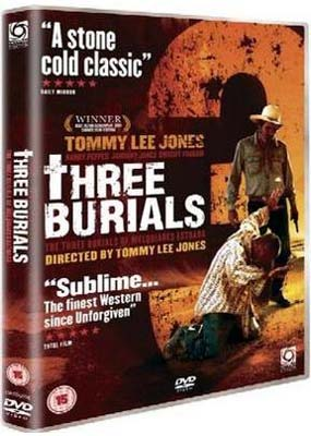 Three Burials of Melquiades Estrada,     The  (DVD) - Klik her for at se billedet i stor størrelse.
