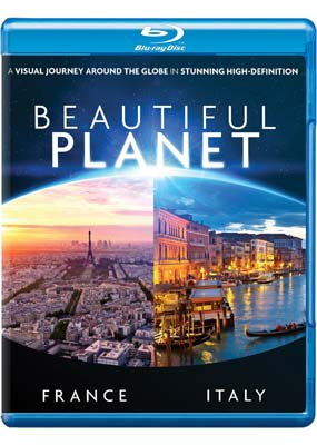 Beautiful Planet: France & Italy (Blu-ray) (Blu-ray) (BD) - Klik her for at se billedet i stor st�rrelse.