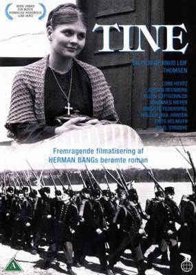 Tine (Lone Hertz)  (DVD) - Klik her for at se billedet i stor størrelse.