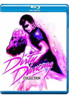 Dirty Dancing: The Complete Collection (Blu-ray) (BD) - Klik her for at se billedet i stor st�rrelse.