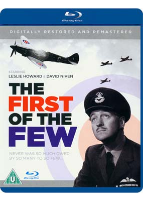 First of the Few, The (Blu-ray) (BD) - Klik her for at se billedet i stor st�rrelse.