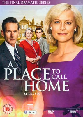 Place to Call Home, A: Series 6 - The Final Series (2-disc) (DVD) - Klik her for at se billedet i stor størrelse.
