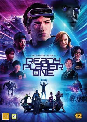 Ready Player One  (DVD) - Klik her for at se billedet i stor størrelse.