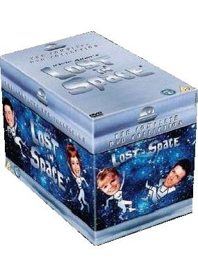 Lost in Space:  The Complete Collection (23-disc) (DVD) - Klik her for at se billedet i stor størrelse.