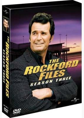 Rockford Files, The:  Season 3 (6-disc) (DVD) - Klik her for at se billedet i stor st�rrelse.