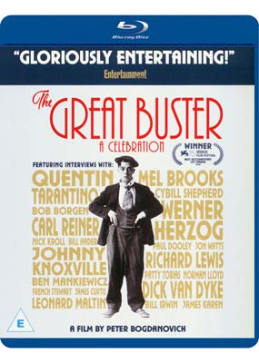 Great Buster, The: A Celebration (Blu-ray) (BD) - Klik her for at se billedet i stor størrelse.