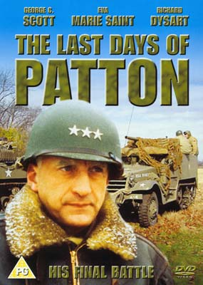 Last Days of Patton, The  (DVD) - Klik her for at se billedet i stor størrelse.