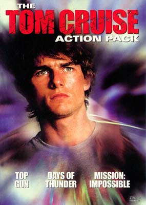 Tom Cruise Action Pack, The (3-disc) (DVD) - Klik her for at se billedet i stor st�rrelse.