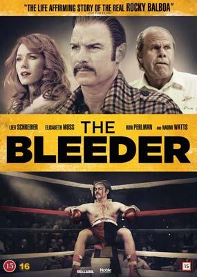 Bleeder, The   (DVD) - Klik her for at se billedet i stor størrelse.