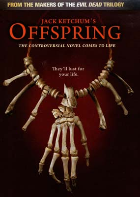 Offspring (Amy Hargreaves)  (DVD) - Klik her for at se billedet i stor st�rrelse.