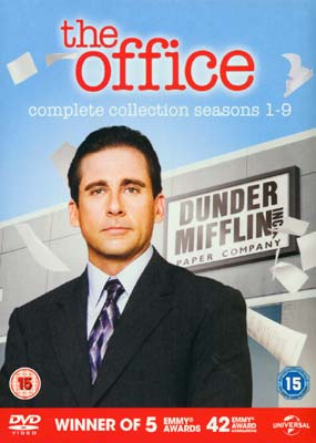 Office, The - US version: Complete Series (38-disc) (DVD) - Klik her for at se billedet i stor størrelse.