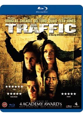 Traffic (Steven    Soderbergh) (Blu-ray) (BD) - Klik her for at se billedet i stor størrelse.