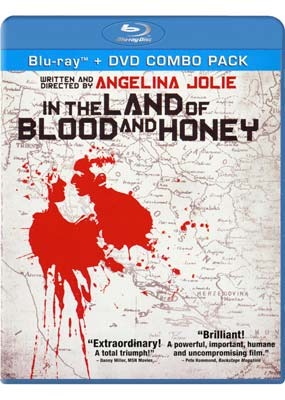 In the Land of Blood and Honey (Blu-ray & DVD) (BD) - Klik her for at se billedet i stor st�rrelse.
