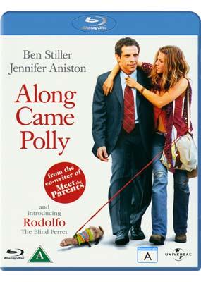 Along Came Polly (Blu-ray) (BD) - Klik her for at se billedet i stor størrelse.