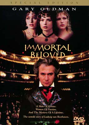 Immortal Beloved (Collector's Edition) (DVD) - Klik her for at se billedet i stor størrelse.