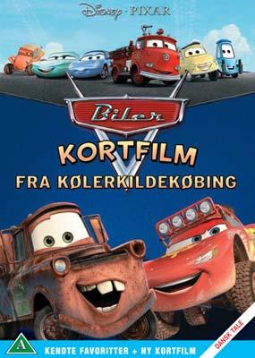 Biler: Kortfilm fra Kølerkildekøbing  (DVD) - Klik her for at se billedet i stor størrelse.