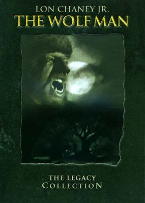 Wolf Man, The: The Legacy Collection (4 film) (DVD) - Klik her for at se billedet i stor st�rrelse.