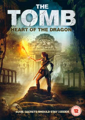 Tomb, The: Heart of the Dragon  (DVD) - Klik her for at se billedet i stor størrelse.