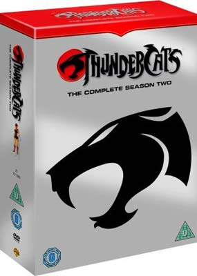 Thundercats Complete  on Thundercats  The Complete Season 2  12 Disc   Dvd    Laserdisken Dk