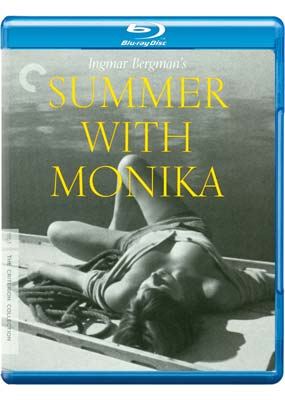 Summer with Monika (Criterion) (Blu-ray) (BD) - Klik her for at se billedet i stor st�rrelse.