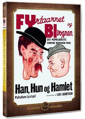 Han, Hun og Hamlet (Fy og Bi)  (DVD) - Klik her for at se billedet i stor størrelse.