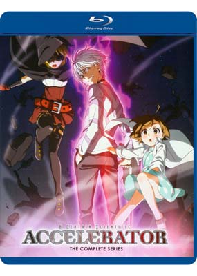 Certain Scientific Accelerator, A: The Complete Series (Blu-ray & DVD) (BD) - Klik her for at se billedet i stor størrelse.