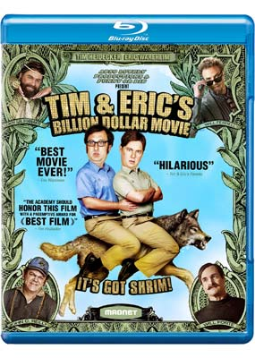 Tim and Eric's Billion Dollar Movie (Blu-ray & DVD) (BD) - Klik her for at se billedet i stor st�rrelse.