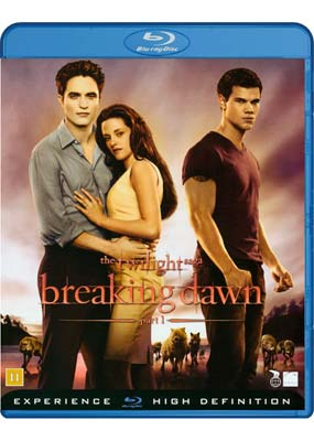 Twilight Saga, The: Breaking Dawn -   Part  1 (Blu-ray) (BD) - Klik her for at se billedet i stor st�rrelse.