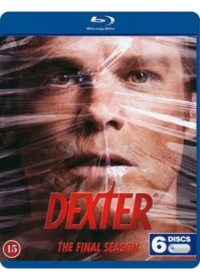 Dexter:     Season   8 - The Final Season  (Blu-ray) (BD) - Klik her for at se billedet i stor størrelse.