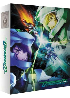 Mobile Suit Gundam 00: Special Editions and Film Collector's Edition (Blu-ray) (BD) - Klik her for at se billedet i stor størrelse.